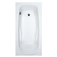 BAIGNOIRE RECTANGULAIRE FIRST LINE 150X75 BLANC