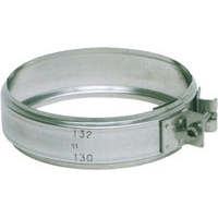 BRIDE SECURITE INOX Ø 80/130