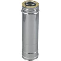 TERMINAL VERTICAL OCRE Lg.1150 mm GAZ Ø 60/100 NPC
