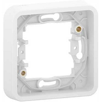 MUREVA STYL VA ET VIENT LUM. LED - COMPOSABLE IP55-IK08  GRIS ANTHRA