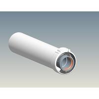 Cdt 60/100 alu/pvc L500 - NPC