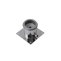 PLAQUE DE BASE A PURGE OPSINOX INOX 316/304 Ø125/180