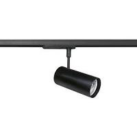 EVOLI - Spot Rail 1 all.029, noir, angle 35°, LED intég. 9W 3000K 820