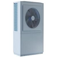 PAC HRC70 11 kW mono DS150/50 Mixte