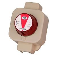 DETENDEUR SECURITE PROPANE  1,3 KG/H  37 MBAR -M.20X150