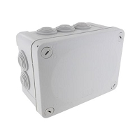 BOITIER OPTIBOX IP55 1/4 T 155X110X80mm