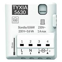 TYXIA 5630 RÉCEPTEUR X3D - p/VOLET ROUL. - 1A max (30Nm)