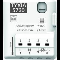 TYXIA 5730 RÉCEPTEUR X3D - p/VOLET ROUL. - 2A max (80Nm)