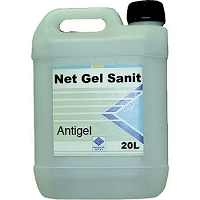 ANTIGEL A DILUER NET GEL SANIT 20 L (MonoPropylèneGlycol30%=>-15°C)