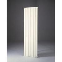 RAD.EAU CHAUDE FASSANE vertical double blanc 1088W