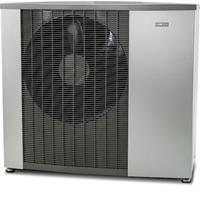PAC MONOBLOC AIR/EAU F2120-12 kW 230 V