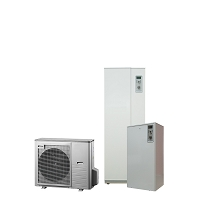 PAC L16 Split-HM 12,0 kW (LF 5/8-3/8)