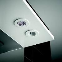 Rampe éclairage 2 spots LED 80 cm