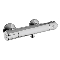 MITIGEUR THERMOSTATIQUE DOUCHE CHROME