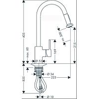 PROPFEU NETTOYANT VITRES flacon pulvérisateur 500 ml