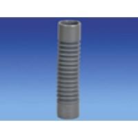 MANCHON ANTIVIBRATILE FF Ø 3/4 L200mm PN10 EPDM