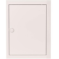 ODACE STYL PLAQUE 3POSTES  VERT. / HORI. 71mm BLANCHE