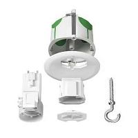 Boite de Centre Multi-supports COMPLET COUVERCLE NON AFFLEURANT D67mm