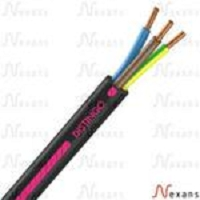 CABLE  F/UTP INFORMATIQUE 250MHZ  CAT.6  4PAIRES  LSZH   T.500M