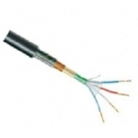 CABLE TELEREPORT 2PAIRES 6/10 ARME TOURET 500M.  (01047875)