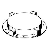 FICHE MOBILE DROITE 2P+T16A  IP44  230V  (GW60004)  - DEST