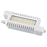 LAMPE LED SMD 230V CULOT R7S 8W 600Lms 4000K Lg118mm