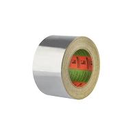 RLX ADHESIF ALUMINIUM 50µ 150°C  50M x 50mm  ALUMINIUM   (336)