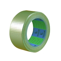 RLX ADHESIF TOILE US TISSU C. PE 25/100MM  50M x 50mm  GRIS   (3162)
