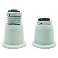 SUPPORT SOL PVC BLANC POUR UNITE EXTERIEURE - LA PAIRE - sans bouchon