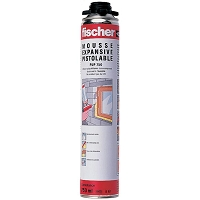 MOUSSE POLYURÉTHANE PISTOLABLE PUP 750 mL