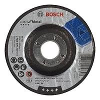 DISQUE A MEULER 115X6.0 ACIER    (LE DISQUE)