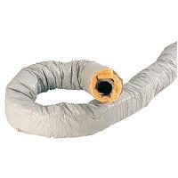 GAINE SOUPLE ISOLEE 25 mm int. PVC T  82 CR  Lg.  6 ML
